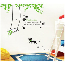 Wall Sticker - One Fine Day