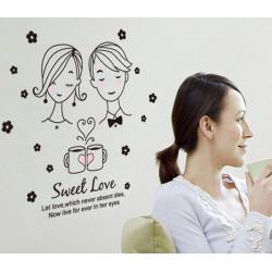 Wall Sticker - Sweet Love