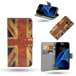 Samsung Galaxy S8 - Läderfodral/Skydd