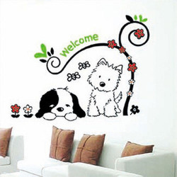 Wall Sticker - Welcome