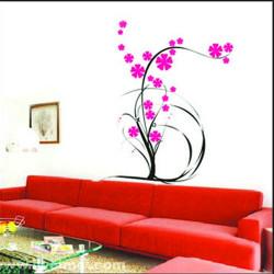 Wall Sticker - Flowers
