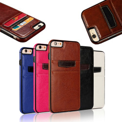 Leather Case / Wallet -...