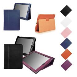 Läderfodral/Skydd iPad 2/3/4