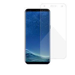 Samsung Galaxy A8 2018 - Kristallklart Skärmskydd