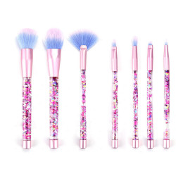 7x Professional Makeup Brushes