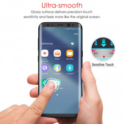 Samsung Galaxy S9 Plus - Full Covered Screen Protection