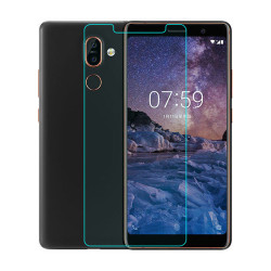 Nokia 7 Plus - Kristallklart Skärmskydd