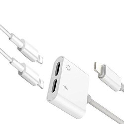 Lightning Adapter for iPhone X 8/8/7/7 Plus