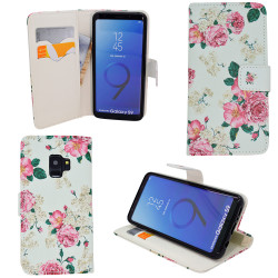 Samsung Galaxy S9 - Leather Case/Wallet