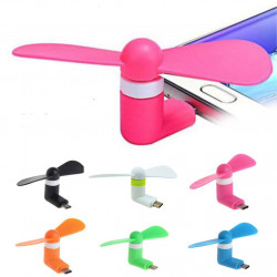 Portable C USB Cooling Fan