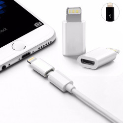 Micro USB to Lightning Adapter Converter for iPhone