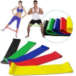 Yoga Band Elastic Fitness Muscle Training