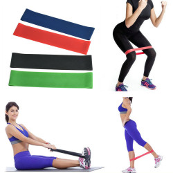 Yoga Band Elastic Fitness Muscle Training