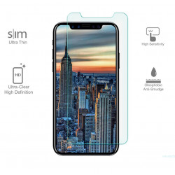 iPhone Xs Max - Kristallklart Skärmskydd