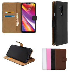 Huawei Mate 20 Pro - Leather Case / Wallet
