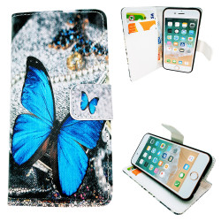 iPhone 5/5s/SE - Leather Case / Wallet