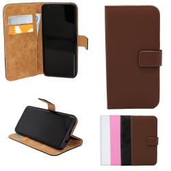 Samsung Galaxy J6 Plus - PU Leather Wallet Case