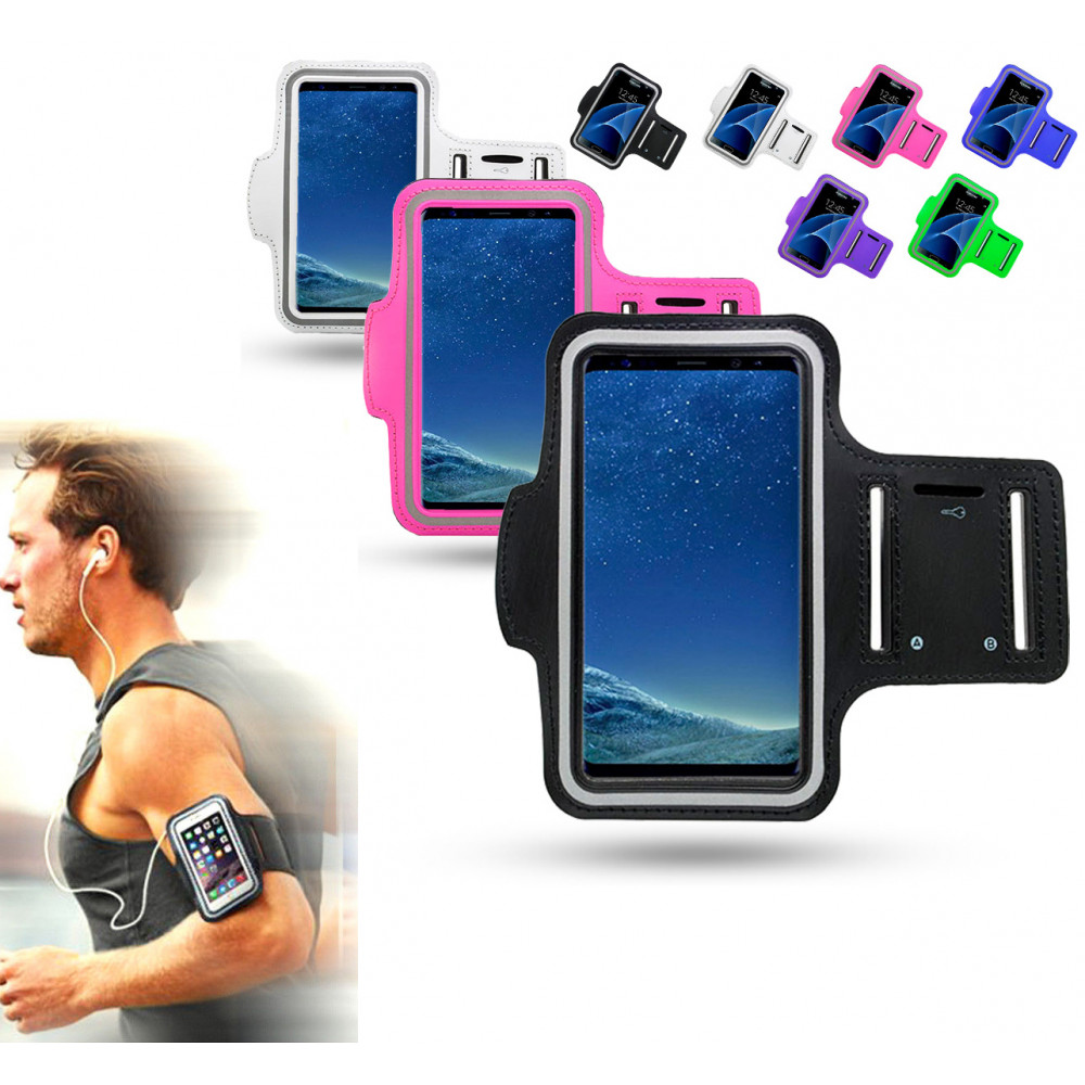 PU Leather Sport Arm Band - Samsung Galaxy S8