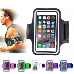 iPhone 5/5s/SE - Sport Arm Band Case PU Leather