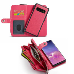 Samsung Galaxy S10 - PU Leather Wallet Case