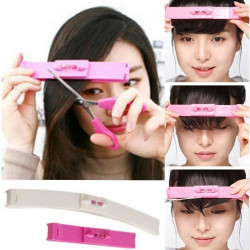 Professional Bangs Hair Cutting Clip/Tool