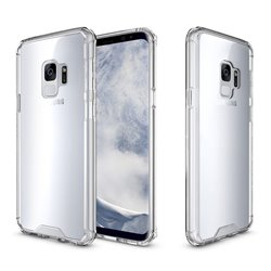 Samsung Galaxy S9 Case Protection Transparent