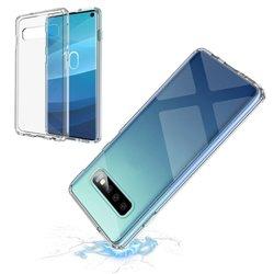 Samsung Galaxy S10 - Skal / Skydd / Transparent