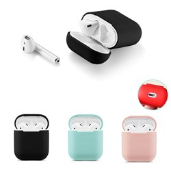 For Apple AirPods Case Protect Silicone Cover Skin