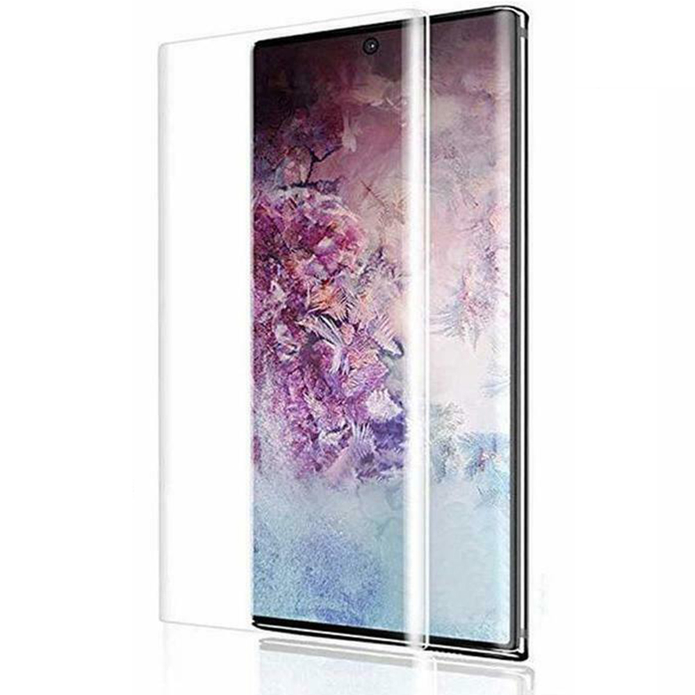 Samsung Galaxy Note10+ Screen Protection Crystal-clear