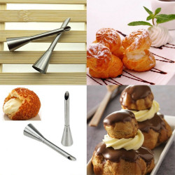 Made of high quality stainless steel---reusable and healthy