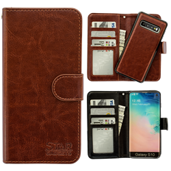 Samsung Galaxy S10 - PU Leather Wallet Case