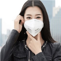 2x KN90 3M 9001V Particulate Respirator Adult  Protective Face Mask
