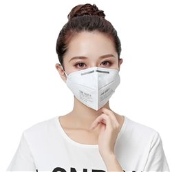 6x KN90 3M 9001V Particulate Respirator Adult  Protective Face Mask