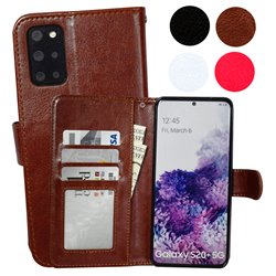 Samsung Galaxy S20 Plus - PU Leather Wallet Case