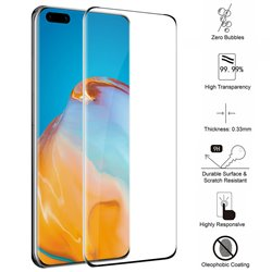 Huawei P40 - Tempered Glass Screen Protector Protection