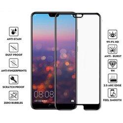 Huawei P20 Pro - Bubbelfritt Härdat Glas Skärmskydd
