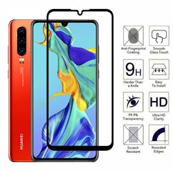 Huawei P30 - Tempered Glass Screen Protector Protection