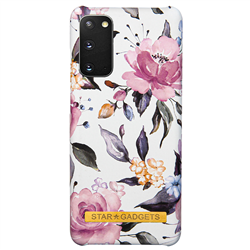 Samsung Galaxy S20 - Case Protection Flowers