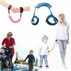 Kids Safety Leash Anti Lost Wrist Strap Baby Walk Harness