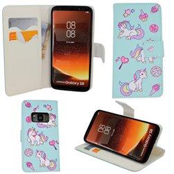 Samsung Galaxy S8 - PU Leather Wallet Case/Wallet
