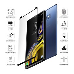 Samsung Galaxy Note9 - Tempered Glass Screen Protector Protection
