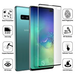 Samsung Galaxy S10 Plus - Tempered Glass Screen Protector Protection