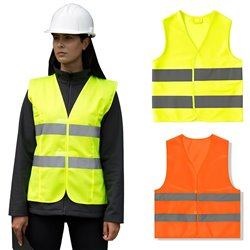 Reflective Vest Working Clothes High Safety Security
