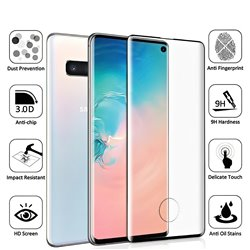 Samsung Galaxy S10 - Tempered Glass Screen Protector Protection
