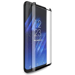Samsung Galaxy S8 Plus - Tempered Glass Screen Protector Protection