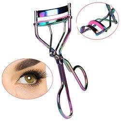 Colorful Eyelash Curler Tweezer Curling