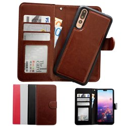 Huawei P20 Pro - PU Leather Wallet Case