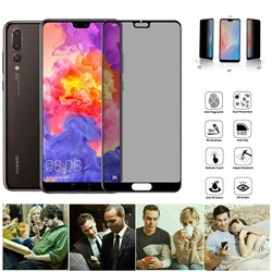 Huawei P20 Pro - Privacy Tempered Glass Screen Protector Protection