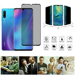 Huawei P30 Lite - Privacy Tempered Glass Screen Protector Protection