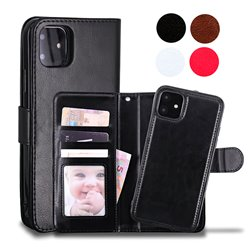 iPhone 12 Pro - PU Leather Wallet Case
